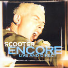 Encore (Live & Direct) by Scooter (CD, May-2002, Edeltone (Germany))