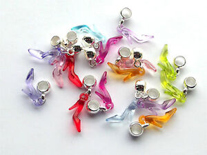 Pendants-Findings-Craft-Various-Heart-Cross-Drop-Shoe-Necklace-Bracelet-UK