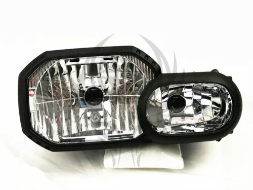 CLEAR HEADLIGHT ASSEMBLY For BMW F800GS F800GS Adventure F800R F700GS F650GS