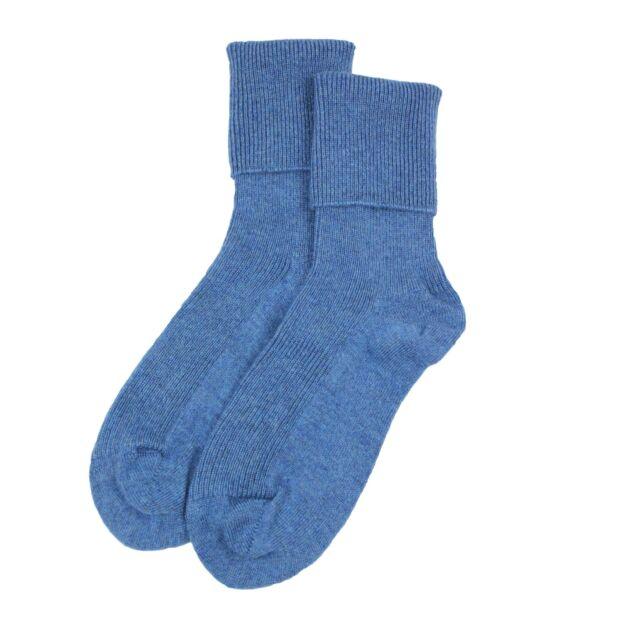 Jasmine Silk Scottish Men Cashmere Socks