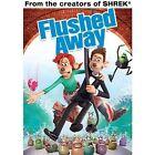 Flushed Away 0097361233949 With Bill Nighy DVD Region 1