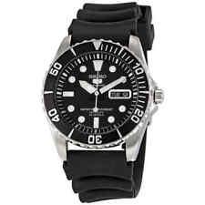 1921d6d52273 item 2 Seiko 5 Sports Automatic Black Dial Black Rubber Men s Watch  SNZF17J2 -Seiko 5 Sports Automatic Black Dial Black Rubber Men s Watch  SNZF17J2