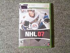 X-Box 360 NHL 07