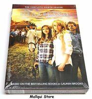 Heartland The Complete Eighth Season 8 - (dvd 5 Discs)