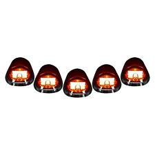 RECON DODGE RAM 03-18 AMBER CAB LIGHTS W// AMBER LED/'S PART# 264146CLHP