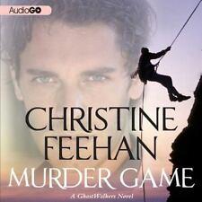A GhostWalker Novel: Murder Game Bk. 7 by Christine Feehan (2009, CD, Unabridged)