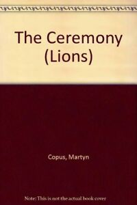 Good-The-Ceremony-Lions-Copus-Martyn-Book