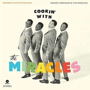 Miracles-Cookin-039-With-4-Bonus-Tracks-New-Vinyl