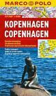 MARCO POLO Cityplan Kopenhagen 1 : 15.000 (2012)