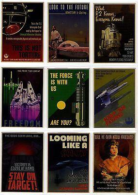 Star Wars Rebels Propaganda Cards