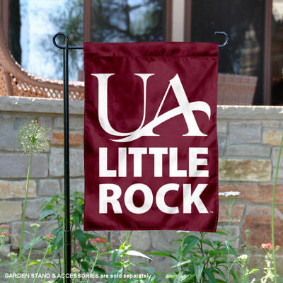UALR Trojans Garden Flag and Yard Banner