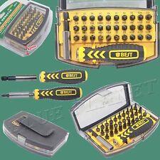 QUALITY SCREWDRIVER SET TORX BIT  T4 T5 T6  T8 T9 T10 T15 T20 T25 T30