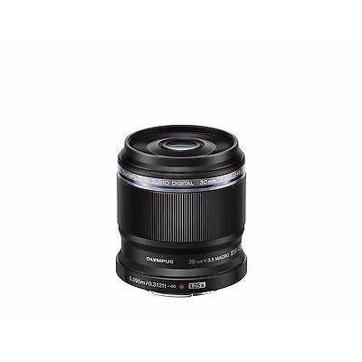 Olympus 30mm F3.5 Macro M.ZUIKO DIGITAL ED MFT Lens