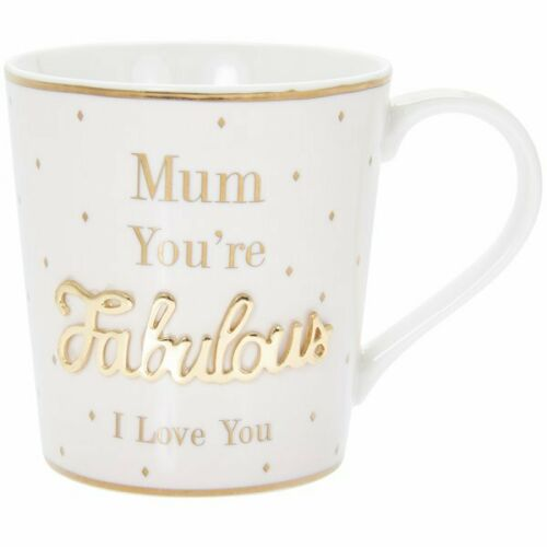 Mother/'s Day Gift Present Oh So Charming Mum you are Fabulous Mug Boxed Cup