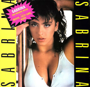 Sabrina-LP-Sabrina-France-EX-M
