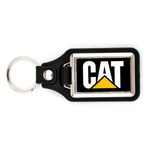 CATERPILLAR KEYCHAIN CAT KEY CHAIN