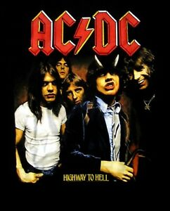 AC-DC-cd-cvr-HIGHWAY-TO-HELL-Official-Black-SHIRT-Size-XL-new