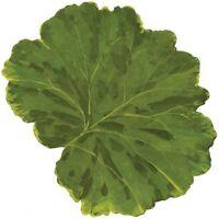 Caspari Die-cut Placemats, Leaf, Set Of 4, Place Mat Table Kitchen Dining, on sale