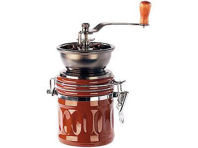 Rosenstein & Söhne Kaffee Mühle Mit Metall Mahlwerk Kaffeemühle Aroma Behälter Kaufen Sie Immer Gut