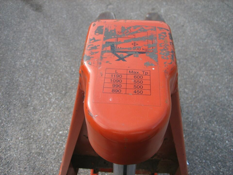 BT Sakseløftevogn