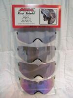 Universal Motocross Helmet Stationary Visor Shield