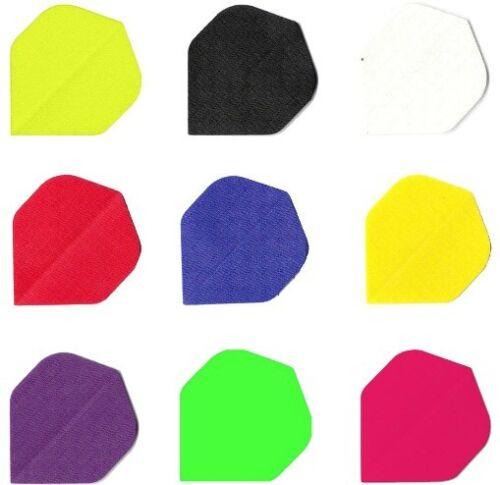 PENTATHLON LONGLIFE Stoff Dartflights Standard Form 9 Farben zur Auswahl