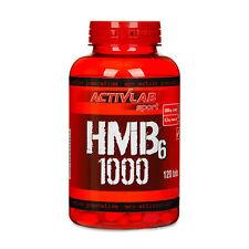 Activlab HMB 120 Mega Tablets 1000mg ANTICATABOLIC EFFECT
