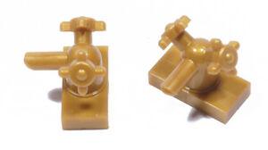 6x LEGO® Ninjago Gold-Katana Schwert NEU 21459 pearl-gold sword