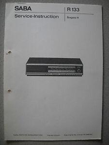 SABA-Bregenz-H-Service-Manual