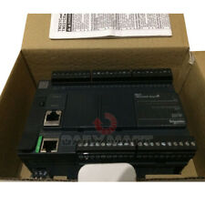 New In Box Schneider Tm221ce40r Logic Controller