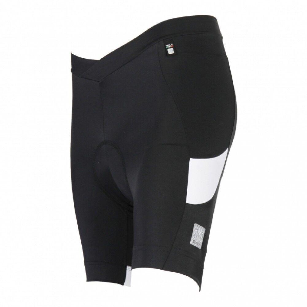 PANTALONCINO SANTINI REA black Size XL
