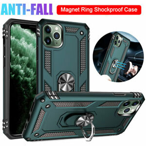 For-iPhone-11-Pro-Max-X-XS-XR-7-8-6s-Plus-Case-Shockproof-Armor-Ring-Stand-Cover