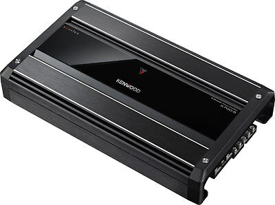 Kenwood Excelon X7005 5 Channel Power Car Amplifier X700-5 500W Amp X7005