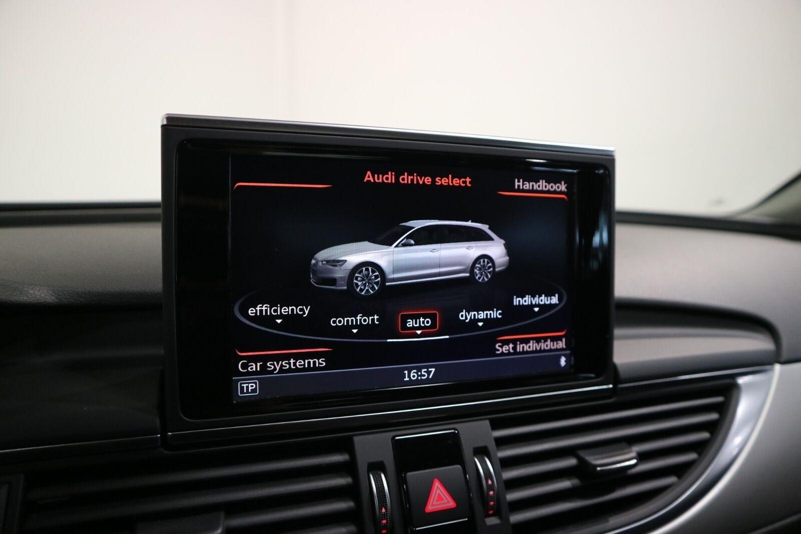 Audi A6 3,0 TDi 218 Avant S-tr. - billede 14