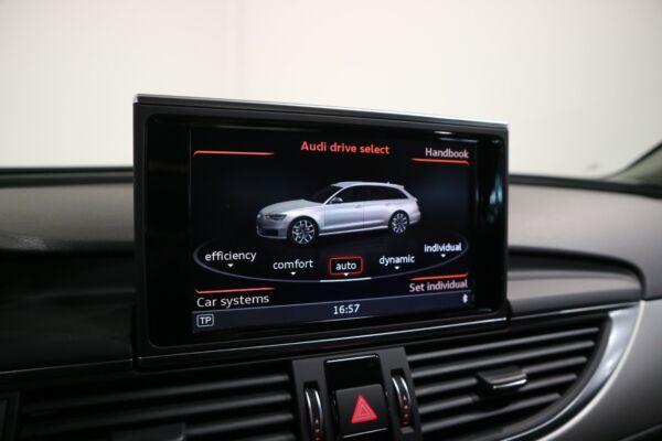Audi A6 3,0 TDi 218 Avant S-tr. billede 14