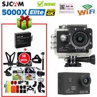 Sjcam Sj5000x Elite 4k 24 Fps Wifi Helmet Sports Dash Action Camera+access T32