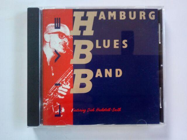 Hamburg Blues Band feat. Dick Heckstall-Smith Live at the Logo, 1. Press. NEU !