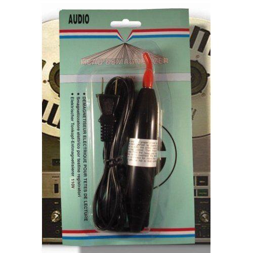 NEU Wand Kassettendeck Head Demagnetizer Reel to Reel Cassette VHS 8 Track Teac Craig