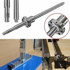 400mm End Machine Ball Screw SFU1605 Ballscrew with Single Ballnut for CNC