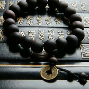 Fashion-Men-Wood-Wrist-Bracelet-Buddha-Buddhist-Tibet-Mala-Prayer-Beads