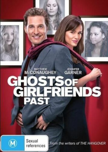 1 of 1 - Ghosts Of Girlfriends Past-DVD VERY GOOD CONDITION FREE POSTAGE AUS REGION 4