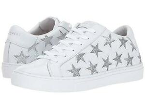 Details about Skechers Rise Fit Silver Cutout Stars