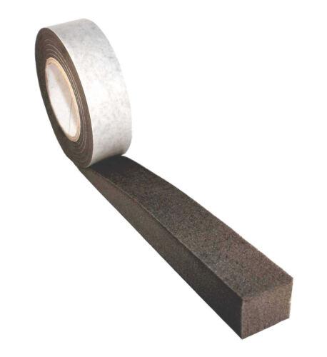 1 x Kompriband 15//3 grau 10,0 m Fugendichtband Quellband Dichtungsband Quellband