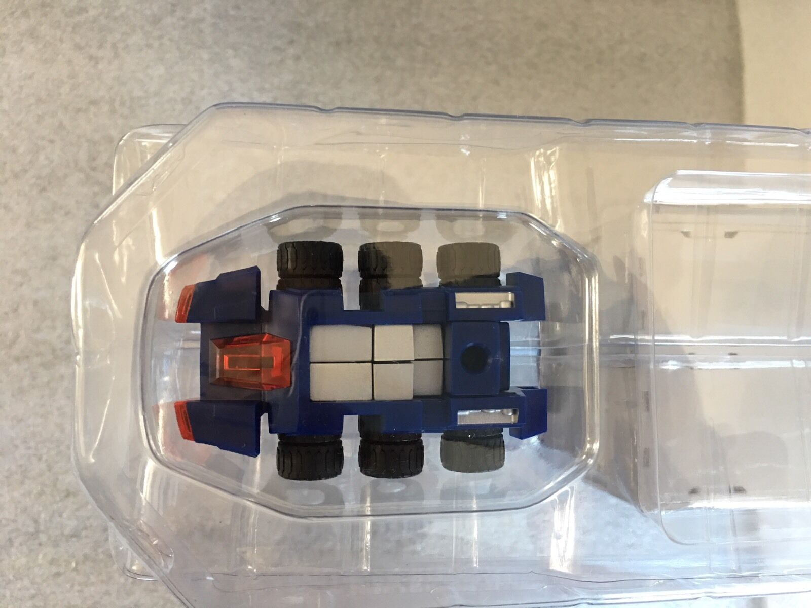 FansProject TFX-02 Parallax Parallax Parallax G3 Trailer for Transformers Classics Optimus Prime e018b9