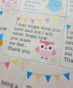 thank you teacher gifts plaque sign quotes sayings school leaving