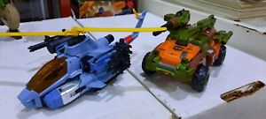 Transformers Generations Whirl & Roadbuster Complete