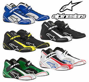 Alpinestars-Tech-1-KX-Shoe-Karting-Kart-Racing-Boots-Clearance-Sale-Autograss