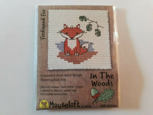 Mouseloft In The Woods Kits