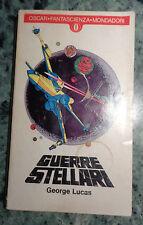 GUERRE STELLARI GEORGE LUCAS OSCAR MONDADORI I ED. 1977 - STAR WARS AA/1090