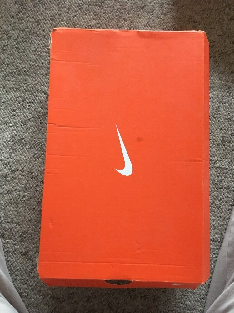 NIKE Air Size MVP Pro Metal 2 Size Air 10.5 BOX ONLY 13f179